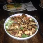 Huge chicken salad