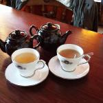 Earl Grey Special and Yunnan White tea