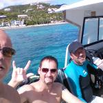Great Visit to St.Thomas Dive Club