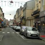 A l'angle de la jolie rue Carnot