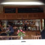 Ladbroke Arms bar