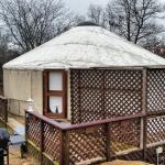 Nice yurt!