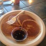 $9 pancakes....