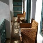 Arab Suite balcony