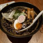 Delicious Kogashi Miso Ramen