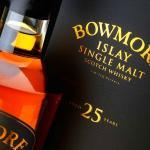 Bowmore 25