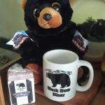 Black Bear Diner, cute items for sale.