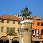 A estátua da Gattamelata de Donatello