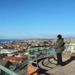 Vista de Punta Arenas