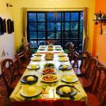 Chinese set Dinner feast