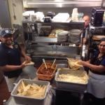 Making Tamales at Main Street Overeasy!!