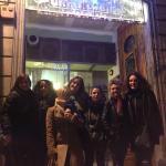 Cena 13/12/2014 chicas ADEDI