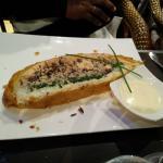 Duo poissons cabillaud  saumon riz 3 saveurs