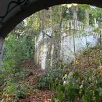 Ruins hidden in mountain between Jaco & Hermosa.
