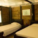 habitación camas múltiples