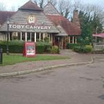 Toby Carvery, Crawley.