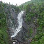 Steady Brook Falls Trail