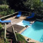 Pool - from Breakfast verandah