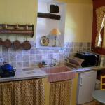 Kitchen in one of our self-catering accommodations.