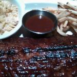 My rack of ribs