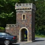 Башня на въезде