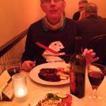 Saturday night dinner at Piccolos