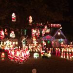 House of 1,000 Santas