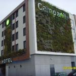 The Campanile Hotel