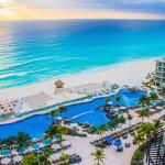 Sunrise at Hard Rock Hotel Cancun