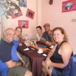 Clientes Creperia Cafe Pti' Breizh Panajachel