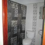 Red Room's bathroom