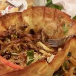 Tosada salad