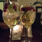 Festive, Delicious drinks!