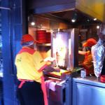 Hands down, the best street tacos (Al Pastor) in Mexico - make sure you get here!