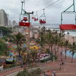 Play Park on beachfront