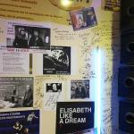 Autographes des concerts