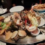 Delicious and value worth seafood platter in Queenstown!!!