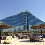 Jumeirah Beach access