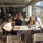 Picnic (Sitges), terraza, zona tapas