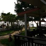 View from Bungalow A2