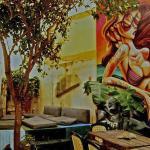 Chillout Art Garden