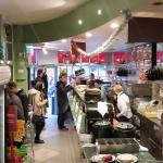 Lunchtime bustle at cosy City Coffee Lounge