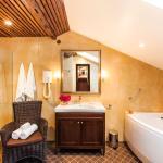 Zen Deluxe bathroom