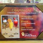 Φωτογραφία: Champagne Sunday Brunch