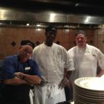 Chef Carols and 2 Other Chefs