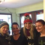 Nicola & Charity @ the Rumblin Tum cafe