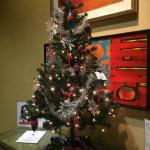 Gator Christmas tree