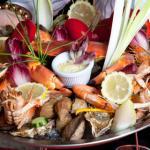 plateau de fruits de mers