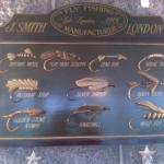 Fly Fishing Display
