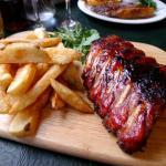 The George rack of ribs